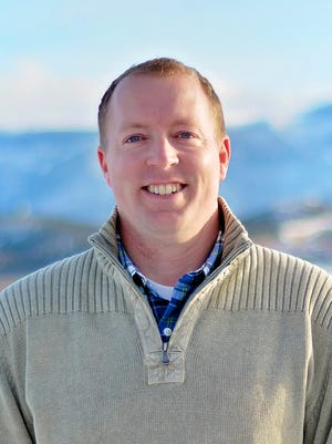 Joshua Price will be announced as the Outstanding Educator of the Year at Southern Utah University's 2016 Graduation ceremonies.