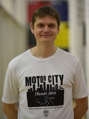 Julian Wellings is director of squash at the Birmingham Athletic Club.
