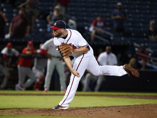 Union-Endicott graduate Jim Johnson is 3-2 with a 3.48 ERA this season for the Los Angeles Angels.
