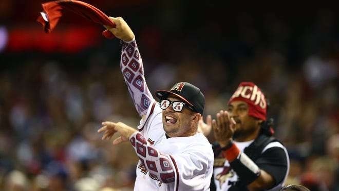 The Diamondbacks have the fun distinction of having won the only World Series against the Yankees in which the majority of baseball fans were actually cheering for the Yankees, which wins the D-Backs some points, the more you think about it.