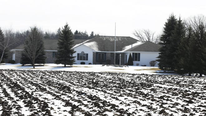 The home of Jean A. Walsh-Josephson, 57, of Oshkosh, who did not appear for the sixth day of her trial in Winnebago County Circuit Court, where she faced 36 felony charges of theft in a business setting of more than $10,000 each.