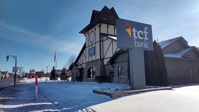 The combination of Huntington Bancshares and TCF Financial Corp., announced in December, could produce branch consolidations and or closings in Northern Michigan, as Huntington strives to achieve its cost savings goal. The combined companies will have four branches in Gaylord including this TCF outlet on Main Street.