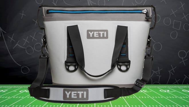 Win a YETI Hopper two 20 cooler this football season.