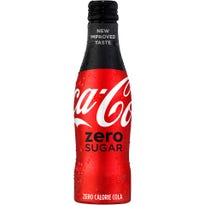 Coke Zero out, Coca-Cola Zero Sugar in due to recipe change