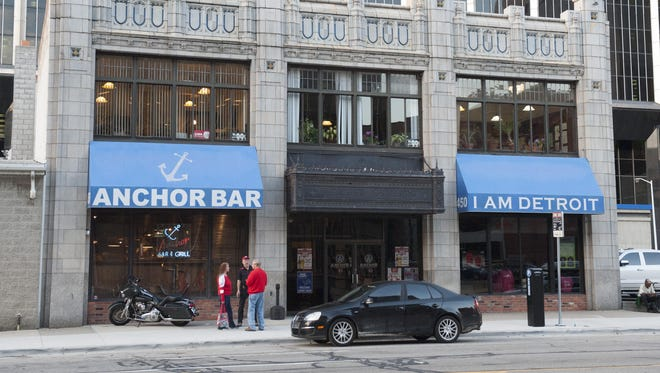 The original Anchor bar was opened by the grandfather of current owner Vaughn Derderian in 1959.