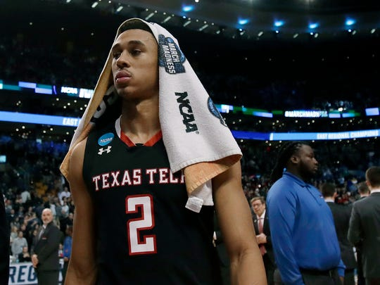 Zhaire Smith played one season at Texas Tech.