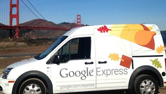 Google Express has expanded in southeastern Wisconsin, including Sheboygan and southern Manitowoc County, the company announced Sept. 8.