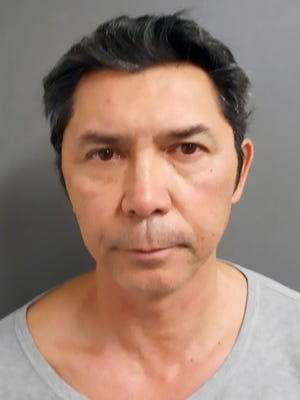 Lou Diamond Phillips was arrested early Nov. 3, 2017, in Portland, Texas, on suspicion of driving while intoxicated.