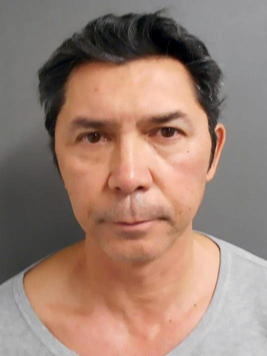 110317 Lou Diamond Phillips drunk driving mugshot