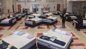 Lenape High hosts  a mattress fundraiser from 10 a.m. to 5 p.m. April 1 in the north cafeteria.