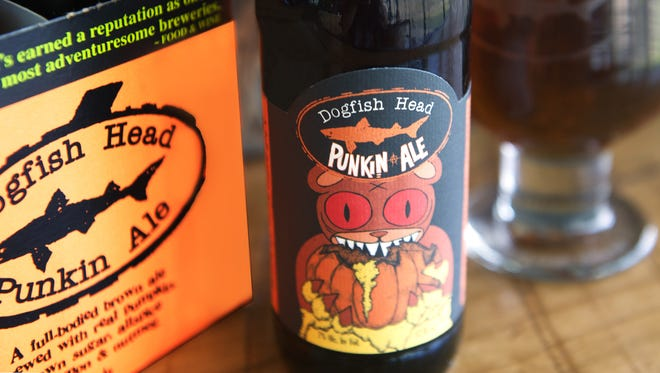 Dogfish Head Craft Brewery first sold its Punkin Ale in 1995.  Dogfish Head varieties will be available in Minnesota March 27.