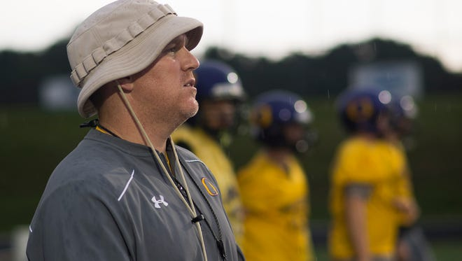 Ryan McMillen, who was the head football coach  at Oconomowoc High School, resigned to become athletic director at Muskego.