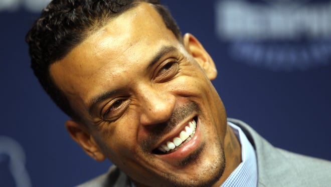 """The NBA is investigating the incident between Grizzlies forward Matt Barnes (pictured) and Knicks coach and former teammate Derek Fisher, a situation Barnes said is """"personal matter"""" involving someone who was a good friend at one point."""