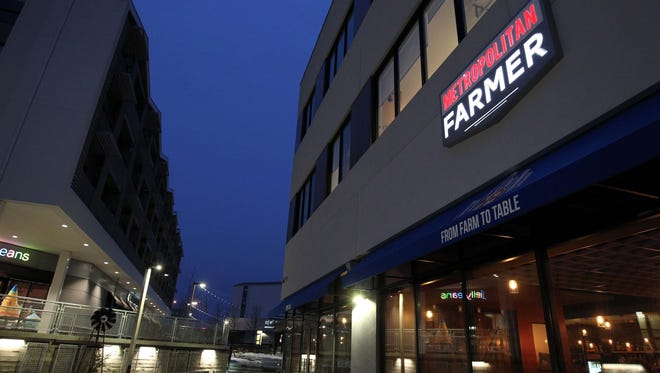 Metropolitan Farmer and Barley Wheat and Rye, which opened in 2013, closed Jan. 27.