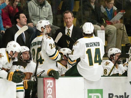 Providence vs. Vermont Mens hockey 11/02/12