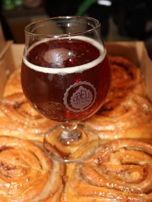 CinnSation Ale, a cinnamon roll beer collaboration between Odell Brewing and Silver Grill Cafe returns for the fourth straight year on Nov. 10.