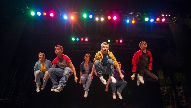 """West Side Story"" will be performed Oct. 7-30 at the Des Moines Community Playhouse."