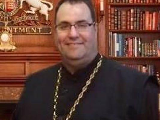 Fr. Mark Rowe