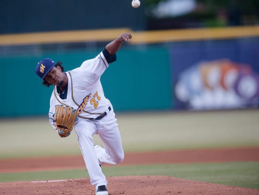 Montgomery Biscuits hold home opener against Biloxi Shuckers