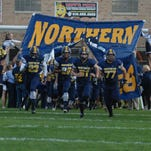 Port Huron Northern homecoming football game