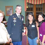 PHOTOS: Denville Kiwanis Club hosts Army Lt. Col. Edward Croot