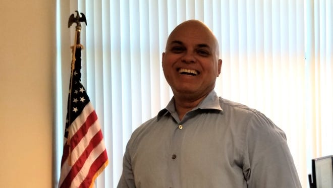Outgoing Shasta County Veteran Service Officer Tommy Key will leave the job next month.