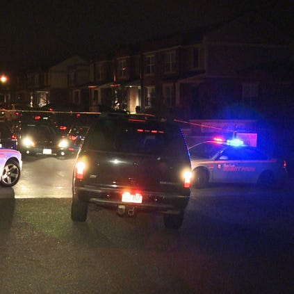 A man was shot and killed Wednesday night by St. Louis County police.
