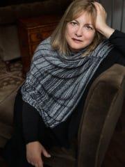 Author Alice Hoffman.