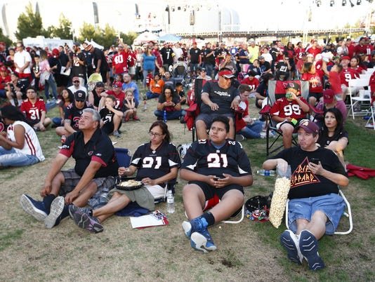 Arizona Cardinals Draft Party