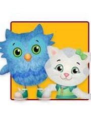 O the Owl and Katerina Kittycat