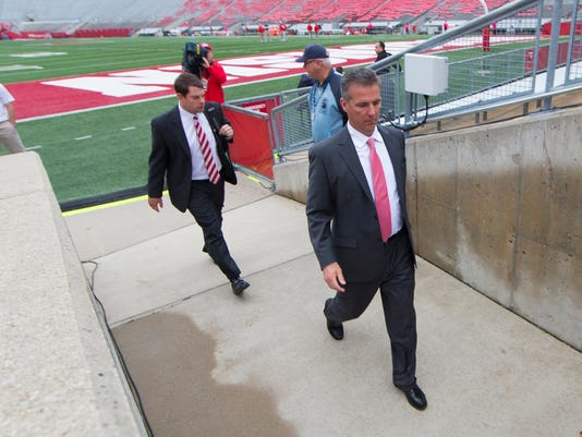NCAA Football: Ohio State at Wisconsin