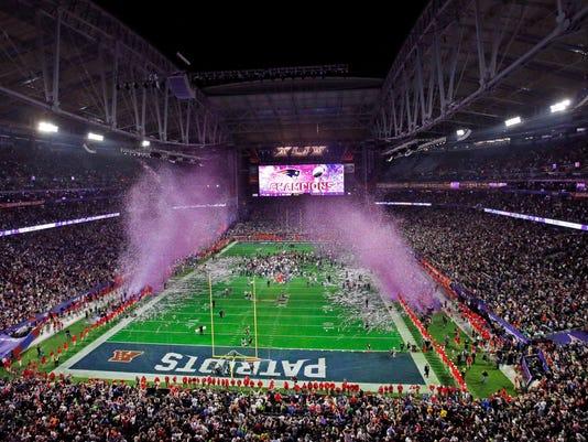 2015 - Super Bowl XLIX
