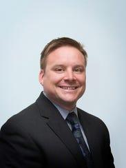 Ozaukee County Interim Administrator Jason Dzwinel.
