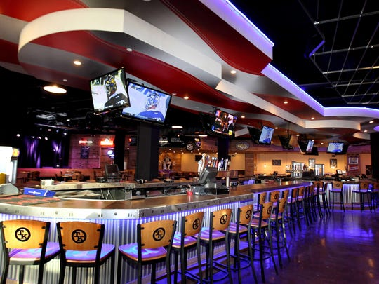 Toby Keith's I Love This Bar and Grill at The Banks on Wednesday January 18, 2012 in Downtown, Cincinnati.
