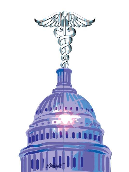ILLUSTRATION: Obamacare
