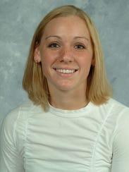 Amanda Geissler played basketball at UW-Stout.