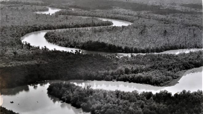 Sewage got into the Savannah River in 1998.