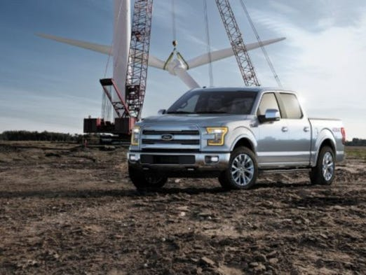 More than 135,000 Ford F-150s are being recalled, among
