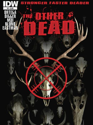 Zombie animals are the major threat in 'The Other Dead.'