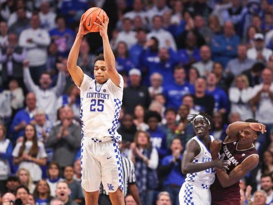 Uk Basketball: Kentucky Basketball: How To Watch UK Game At Vanderbilt