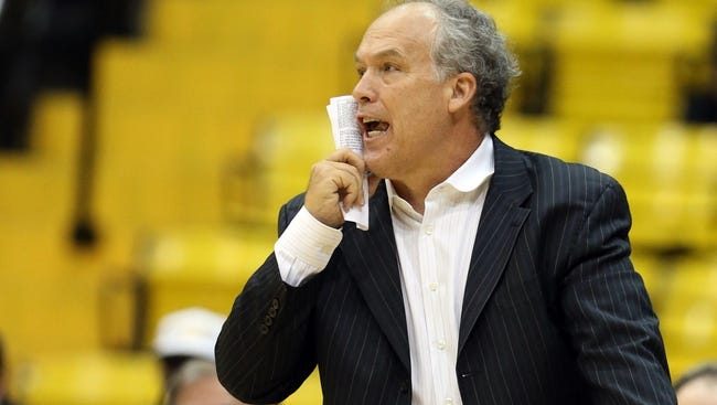 Southern Miss head coach Doc Sadler directs his team from the sidelines during a recent game. The coach returns to face UTEP, a team he once coached.