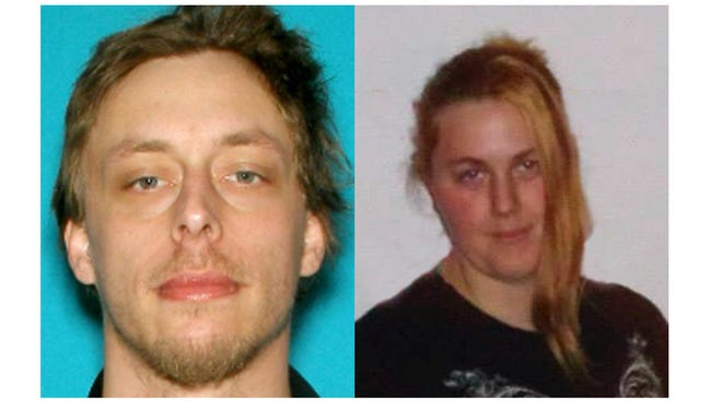 Police say Jerad and Amanda Miller shot and killed two deputies in Las Vegas, Nevada on June 8, 2014. The pair previously lived in Lafayette, Indiana.