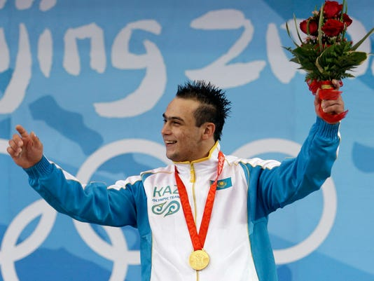 AP IOC DOPING RETESTS S FILE CHN
