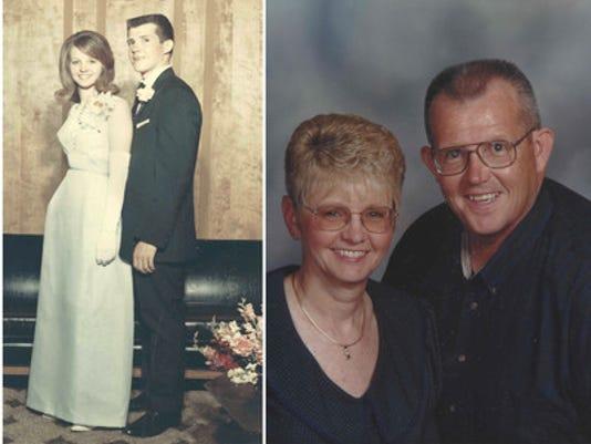 Anniversaries: Tom Pritchett & Cheryl Pritchett
