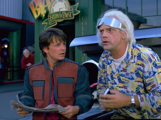 """Back to the Future II"" (1989)"