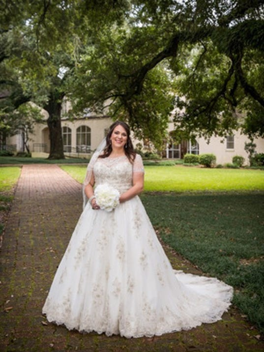 Weddings: Bridget Landry & Kevin Crochet