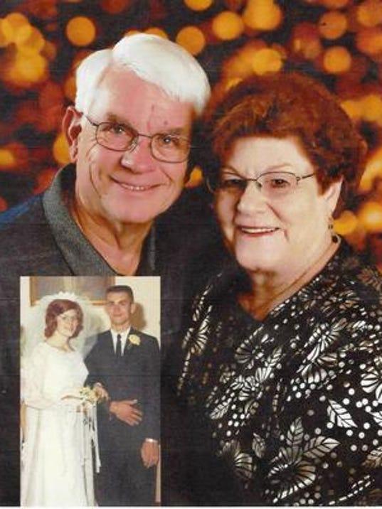 Anniversaries: Jim Bates & Kay Bates