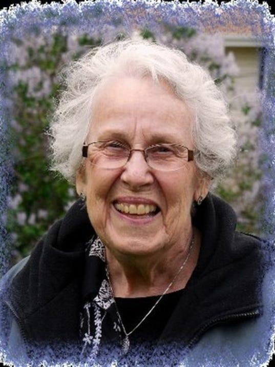 Birthdays: Marian Rhoades