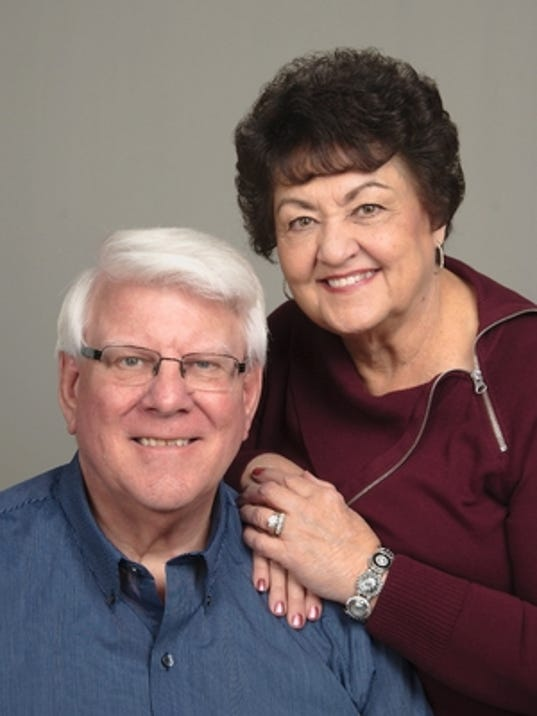 Anniversaries: Dean Van Peursem & Shirley Van Peursem