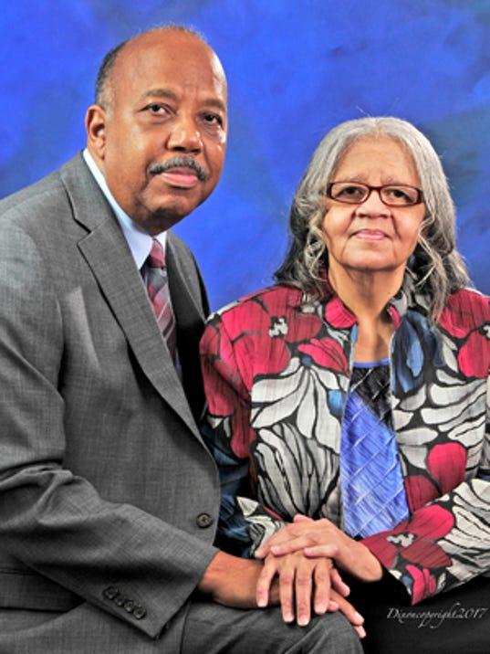 Anniversaries: Marvin Bacon & Rowena Bacon